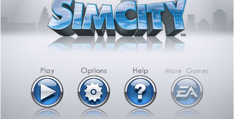 SimCity pour iPhone / iPod Touch
