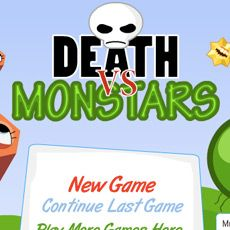 Death vs Monstars, le jeu du week end