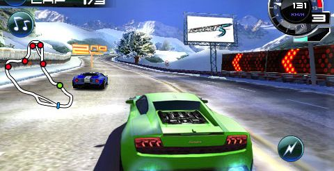 Asphalt 5 disponible !