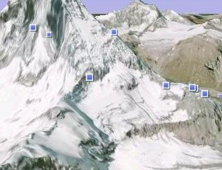 Google Earth mis à jour sur iPhone