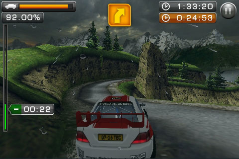 test vid o de rally master pro sur iphone news de geek iphone ipod co. Black Bedroom Furniture Sets. Home Design Ideas